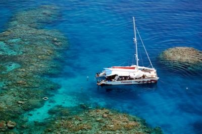 Great Barrier Reef Sailing