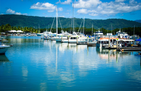 Cairns tours & travel