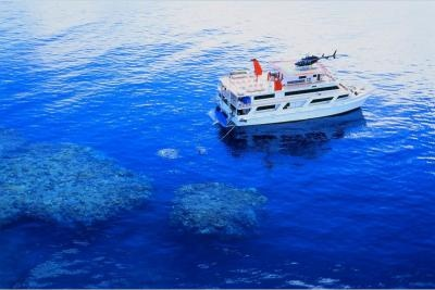 Great Barrier Reef Floating Hotel