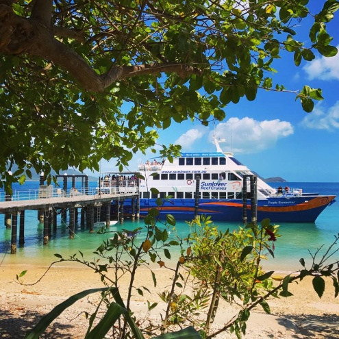 The Fitzroy Island Day Tour Includes: