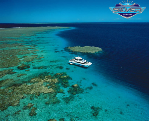 Dive & Snorkel Sites from Cairns