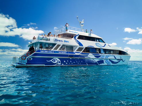 Great Barrier Reef Tours from Cairns