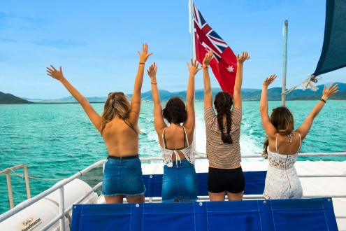 Your day with Sunlover Reef Cruises