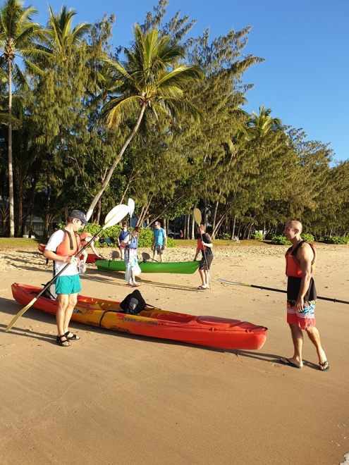 Palm Cove Kayak Tour