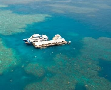 Outer Reef Pontoon Cruise