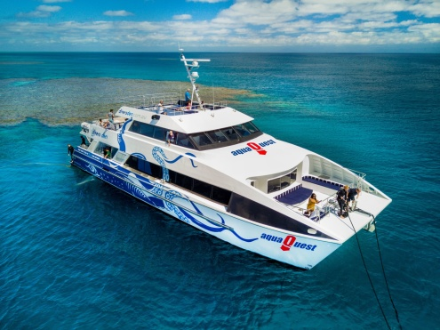 Day Trips to the Outer Great Barrier Reef from Port Douglas