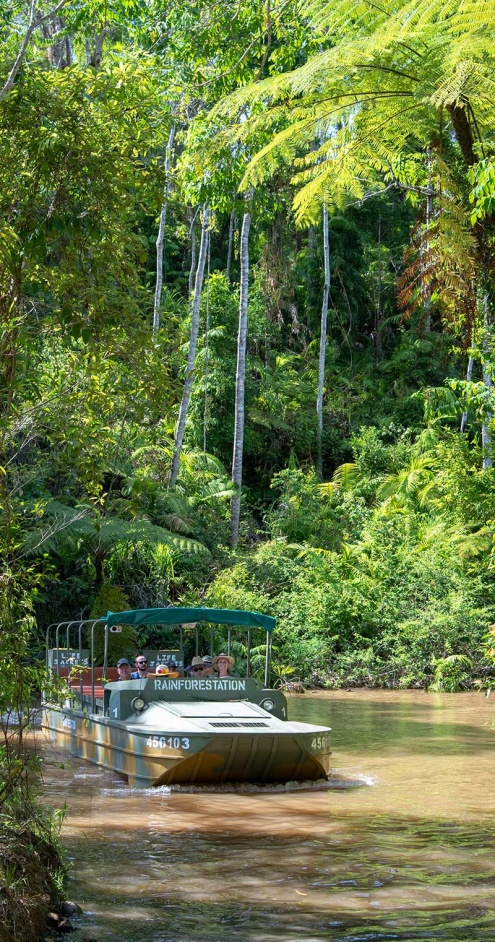 KURANDA DAY TOUR INCLUSIONS