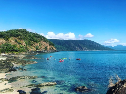 Palm Cove & Double Island Kayak Tour