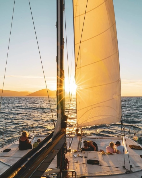 Sunset Sail | Thursday, Friday and Saturday