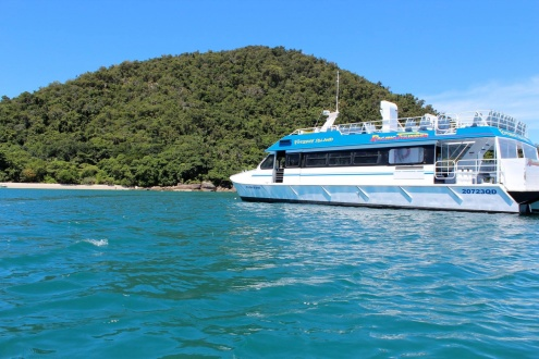 Fitzroy Island Ferry Timetable