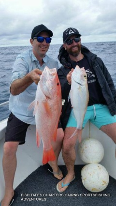 Sunday 22nd October Third day of bait #fishing on the #GBR from #Cairns.
