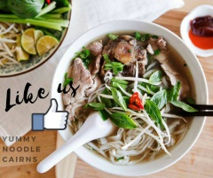 Yummy Noodle Cairns is on Facebook!