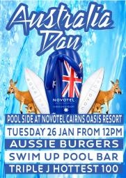Australia Day at Aqua Bar