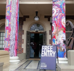 Free kick for gallery