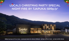 Tjapukai Christmas Party