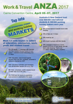 Cairns to host 10th ANZA Workshop