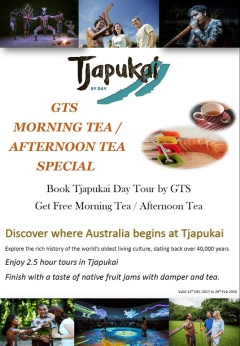 GTS-Tjapukai Christmas&School holiday Special!