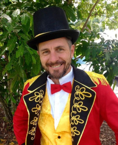 Kuranda Festival is finally here and as the ringmaster I proclaim,