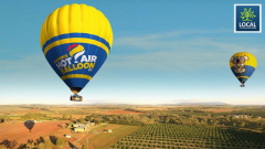 New ballooning brand for Raging Thunder