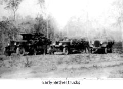 PADDY BETHEL: AN EARLY NORTH QUEENSLAND PIONEER OF TRANSPORT AND HAULAGE