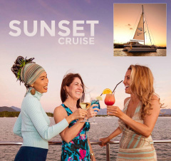 The Last Hurrah! Final Sunday Sunset Cruise 30th September