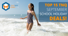 TOP 15 TNQ SEPTEMBER SCHOOL HOLIDAY DEALS!