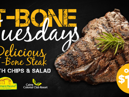 T-BONE TUESDAY