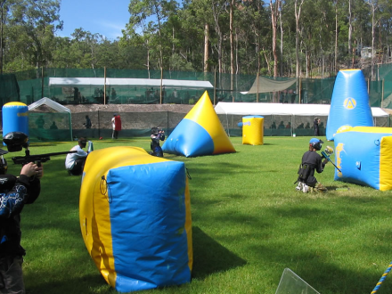 Cairns Paintball Deluxe Package - 500 Paintballs