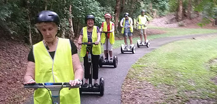 90 Minute Segway Style Tour - 9:30am