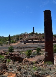 Chillagoe-Mungana National Parks 1 & 2 day Tour