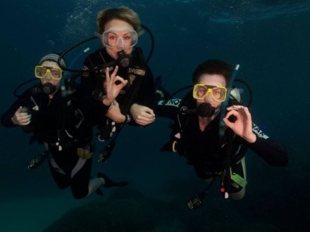 2 Day Liveaboard Scuba Dive Tours