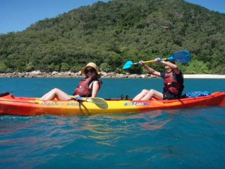 Fitzroy Island Sea Kayaking
