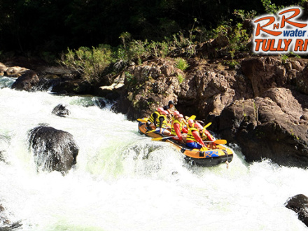 Tully River Full Day Rafting