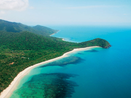 2 Day Silversonic Outer Barrier Reef & Cape Tribulation Package