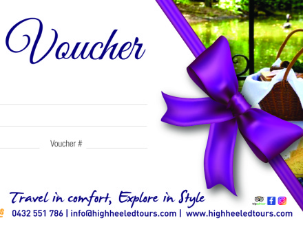 GIFT VOUCHERS AVAILABE