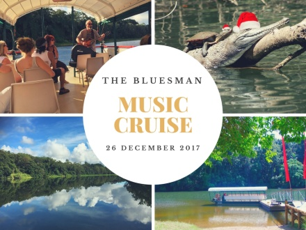 Boxing Day Cruise on the Kuranda Riverboat