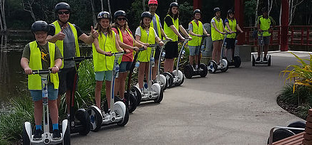 90 Minute Segway Style Tour - 3:30pm