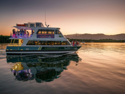 Cairns Evening Sunset Cruise Tour