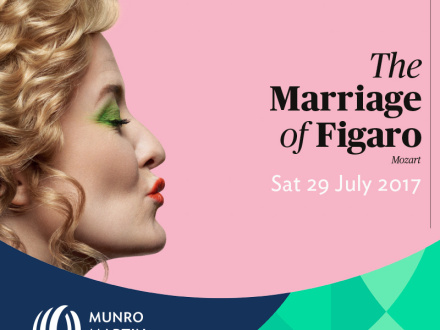 The Marriage Of Figaro is coming to Cairns