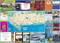 Big Map Of Cairns