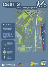 Cairns Walking & Cycling Circuit