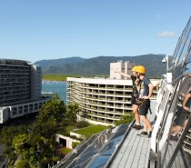 Cairns dome climb