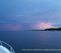 MORNING SUNRISE BLUEWATER (REEF) FISHING