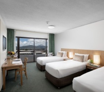 Rydges Plaza Cairns Hotel - Triple Room