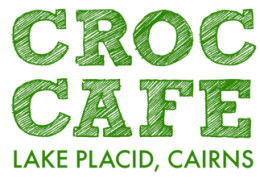 Croc Cafe, Lake Placid Cairns