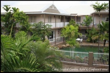 Cairns Tropical Gardens Motel & Conferences