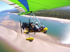 Updraught Tandem Microlights and Hang Gliders