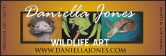 Daniella Jones Wildlife Artist