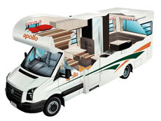 Discovery Campervans