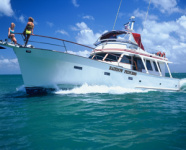 Rainbow Princess Charter Boat
